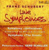 Gerd Schaller - Late Symphonies