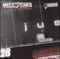 Angelic Upstarts - Live from the Justice League