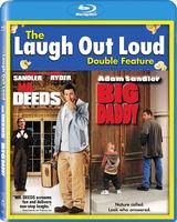 Adam Sandler - Big Daddy / Mr. Deeds