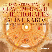 J Bach S - Clavierubung Iii-The Chorales
