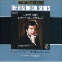 Andras Schiff - Andras Schiff Plays Bach