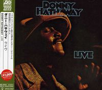 Donny Hathaway - Live (Jpn) [Remastered]