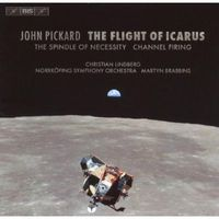 Norrkoping Symphony Orchestra - Flight of Icarus 1990: Channel Firing 1993