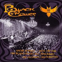 Black Crowes - Into The Fog