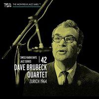 Blue Foundation - Swiss Radio Days Vol. 42 - Zurich 1964