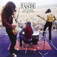 Taste - What's Going On: Taste Live At The Isle Of Wight 1970 [Vinyl]