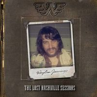 Waylon Jennings - The Lost Nashville Sessions
