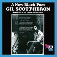 Gil Scott-Heron - Small Talk At 12 [Remastered] (Jpn)