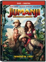Jumanji [Movie] - Jumanji: Welcome To The Jungle