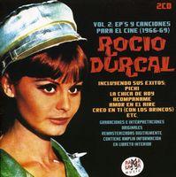 Rocio Durcal - V.2 Ep's Y Canciones Para El Cine: 1966-69 [Import]