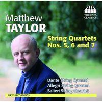 Allegri String Quartet - String Quartets Nos 5 6 & 7