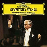 Beethoven / Leonard Bernstein - Beethoven: Symphonies 4 & 5 [Limited Edition] (Dsd) (Shm) (Sl)