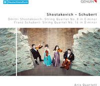 Aris Quartett - String Quartet 8 in C Minor