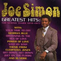 Joe Simon - Greatest Hits: The Spring Years 1970-77 [Import]