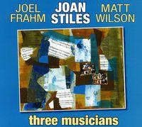 Joan Stiles - Three Musicians