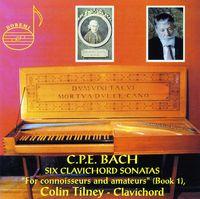 C.P.E. Bach - Six Clavichord Sonatas