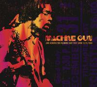 Jimi Hendrix - Machine Gun: Live At The Fillmore East 12/31/1969 (First Show)