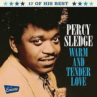 Percy Sledge - Warm & Tender Love (Uk)