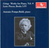Antonio Pompa-Baldi - Works For Pno Vol. 9