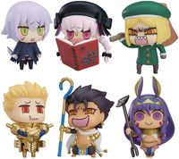 Good Smile - Fate Grand Order Learning W/Manga Vol 3 6Pc BMB DS