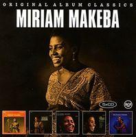 Miriam Makeba - Original Album Classics