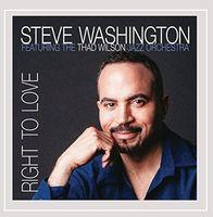 Steve Washington - Right To Love