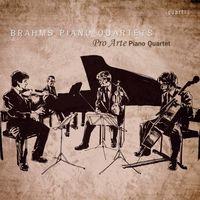 Brahms - Piano Quartets