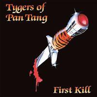Tygers Of Pan Tang - First Kill [Clear Vinyl] (Uk)