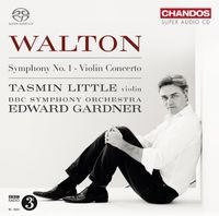 Walton - Sym 1 & Violin Cto (Hybr)