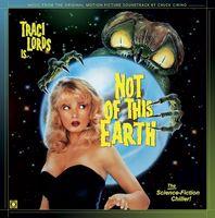 Chuck Cirino - Not Of This Earth / O.S.T. [Clear Vinyl] (Gate) (Ylw)