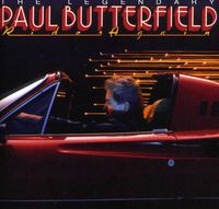 Paul Butterfield - Rides Again