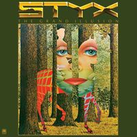 Styx - Grand Illusion [180 Gram]