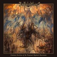 Inquisition - Ominous Doctrines Of The Perpetual Mystical Macrocosm [Vinyl]
