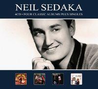 Neil Sedaka - 4 Classic Albums Plus Singles (Ger)
