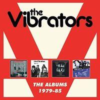 Vibrators - Albums 1979-1985