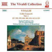 RAPHAEL WALLFISCH - Cello Concerti 1