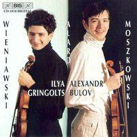 Ilya Gringolts - Etiudy-Kaprysy Op 18 for Two Violins