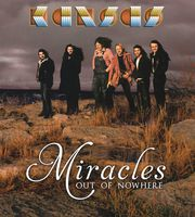 Kansas - Miracles Out Of Nowhere [w/DVD]
