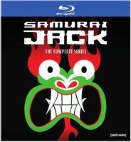 Mako - Samurai Jack: The Complete Series