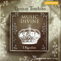 G. Croce - Music Divine: 1662 Book Of Songs For 3-6 Parts