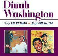 Dinah Washington - Sings Bessie Smith / Sings Fats Waller