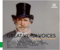 Penderecki/Poulenc/Szymanows - Great Verdi Voices