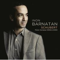 Inon Barnatan - Piano Sonatas D958 & D959