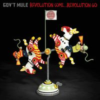 Gov't Mule - Revolution Come... Revolution Go [Deluxe 2CD]