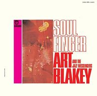 Art Blakey - Soul Finger [Limited Edition] (Jpn)