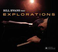 Bill Evans - Explorations (Bonus Tracks) [Deluxe] [Remastered] [Digipak]