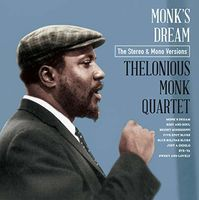 Thelonious Monk - Monk's Dream: The Mono & Stereo Versions (Spa)