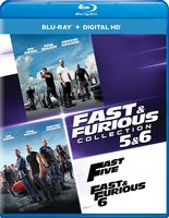 The Fast & The Furious [Movie] - Fast & Furious Collection: 5 & 6