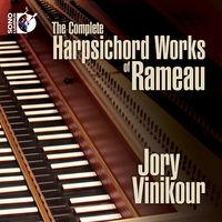 Jory Vinikour - Complete Harpsichord Of Rameau