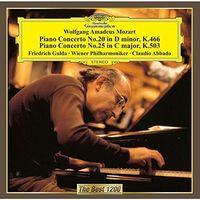FRIEDRICH GULDA - Mozart: Piano Concertos No. 20 & No. 2